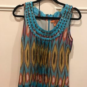 Tory Burch top with sequins